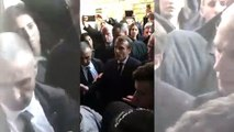 Emmanuel Macron remonté contre la sécurité israélienne