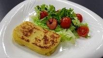 Rreze Dielli 22 Janar 2020 - Të Gatuajmë me Znj Vjollca P. 2 - Tost me patate në tigan