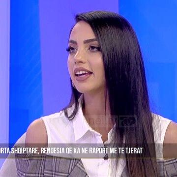 Lei Kraja, nuk di te kendoje Himnin Shqiptar - Shqipëria Live, 22 Janar 2020