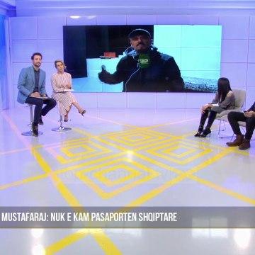 Herion Mustafaraj; Sme duhet pashaporta shqiptare, kam ate amerikanen, Shqipëria Live, 22 Janar 2020