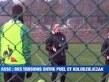 A la Une :  Clash à l'ASSE entre Puel et Kolo / Le premier emploi franc dans la Loire / Une semaine de mobilisation contre les retraites / Des eaux usées transformées en bio méthane à Saint-Etienne - Le JT - TL7, Télévision loire 7