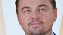 DiCaprio Was Break Dancer Before Actor