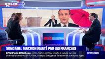 Story 6 : Sondage: Emmanuel Macron rejeté par les Français - 22/01