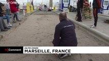 La huelga pierde fuelle en Francia, la tensión no