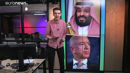 Jeff Bezos: UN calls for probe into claims Saudi crown prince hacked Amazon CEO's phone