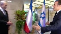 Франция будет решительно бороться с антисемитизмом