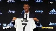 Cristiano Ronaldo s'achète l'appartement le plus luxueux de Lisbonne à hauteur de 7 millions d'euros