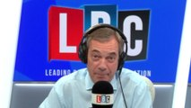 Nigel Farage compares President Trump and Prince Charles