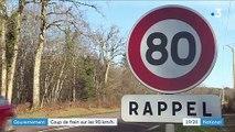 Passage à 90 km/h : les conditions dissuasives du gouvernement pour relever la vitesse
