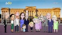 Royal Pain! Animated Show Satirizing Royal Family Gets Greenlight on HBO Max!