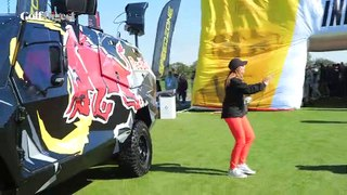 Trick Shots, Fling Golf and The Shark: Demo Day at the 2020 PGA Show