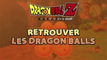 Dragon Ball Z : Kakarot - Retrouver les Dragon Balls