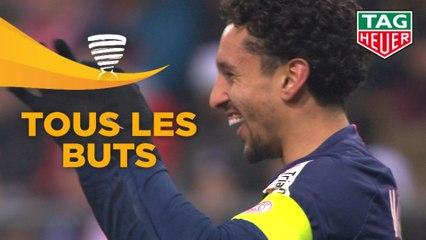 Tous les buts de la 1/2 finale - Coupe de la Ligue BKT / 2019-20