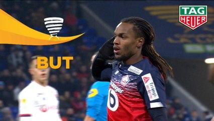 But Renato SANCHES (13ème) / Olympique Lyonnais - LOSC - (2-2) - (OL-LOSC) / 2019-20
