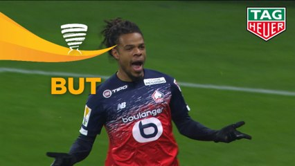 But Loïc REMY (90ème +3 pen) / Olympique Lyonnais - LOSC - (2-2) - (OL-LOSC) / 2019-20