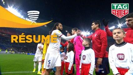 Olympique Lyonnais - LOSC (2-2 4 tab à 3)  - (1/2 finale) - Résumé - (OL-LOSC) / 2019-20