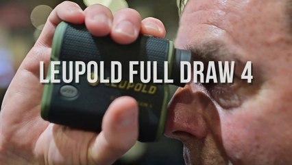 First Look: Leupold RX Fulldraw 4 Rangefinder