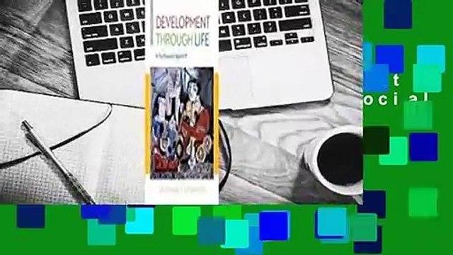 Full version  Development Through Life: A Psychosocial Approach  For Online