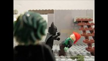 Lego The Dark Knight vs The Joker