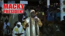 VAR : Quand Macky encourageait les manifestations