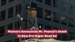 No More Mr. Peanut