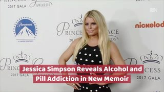 Jessica Simpson Shares Her Story