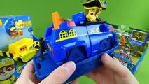 Paw Patrol Toys Unboxing Rubble's Steamroller Vehicle Tracker Mandy Skye Bunnies Animal Rescue Set