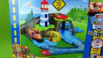 Paw Patrol Skateboard Pups at Skye and Zuma's Lighthouse Playset