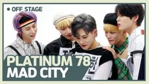 [Pops in Seoul] Mad City! PLATINUM 78(플래티넘 78)'s Off-Stage Dance