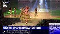 """Les images du dernier défilé ou """"joyeux bordel"""" de Jean-Paul Gaultier"""