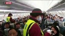 Coronavirus : les passagers aériens placés sous surveillance accrue