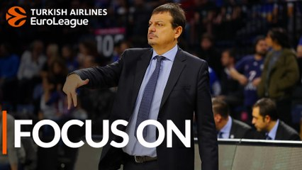 Ergin Ataman, Efes: 'We showed last year it's possible'