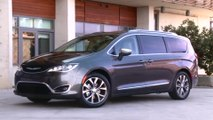 2019 Chrysler Pacifica Design Preview