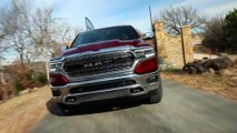 2020 Ram 1500 Limited Driving Video