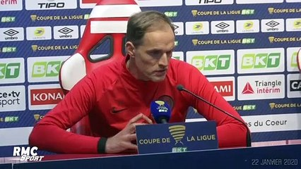 PSG : Tuchel donne des nouvelles de Marquinhos et Verratti, blessés contre Reims