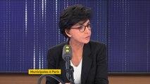 """""""Le poison de la droite à Paris, ça a été la trahison, les petites manœuvrespendant longtemps"""", estime Rachida Dati, candidate Les Républicains à la mairie de Paris"""