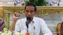Jokowi: Master Plan Jakarta Sudah Ada, Gak Usah Ide-ide Baru