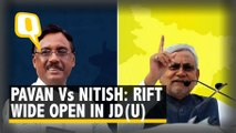 'Free to Go': Nitish Kumar Snubs Pavan Varma For Questioning JD(U)-BJP Tie-Up