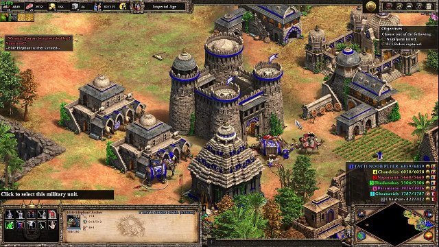 Age of Empires II Definitive Edition Prithviraj Born of Fire