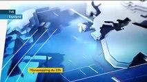 Eurozapping : la tempête Gloria tue en Espagne ; le Royaume-Uni a peur du virus mortel