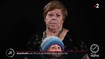 Auschwitz : Malka Zaken, l'une des dernières rescapées, témoigne