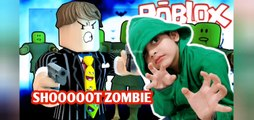 The Secret of Zombie, Roblox, Shoot Zombie SobSamGames