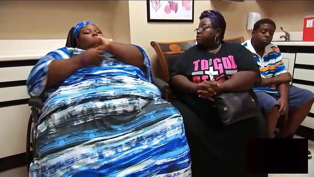 Meet Schenee: She Does Everything But Wash Her Own : My 600lb Life