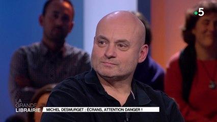 Michel Desmurget : écrans, attention danger ! - Extrait
