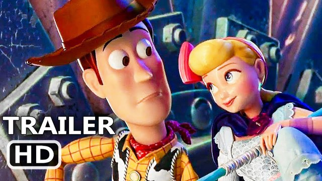 TOY STORY: LAMP LIFE Official Trailer