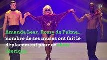 """Iris Mittenaere, Mylène Farmer... défilé de stars et collection """"recyclée"""" pour la dernière de Jean-Paul Gaultier"""