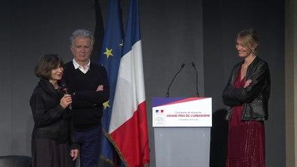 Grand Prix de l'urbanisme 2019 (01/14) : Ouverture par Sophie Dupuy-Lyon, directrice générale de l'Aménagement, du Logement et de la Nature