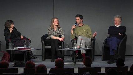 Grand Prix de l'urbanisme 2019 (05/14) : Table ronde 1 «L'école de l'action » avec Julien Beller, architecte