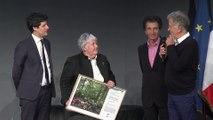 Grand Prix de l'urbanisme 2019 (14/14) : Remise du Grand Prix de l'urbanisme 2019 en présence de Jack Lang, président de l'institut du monde arabe