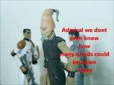 stop motion Star wars battle of Aldan part 2